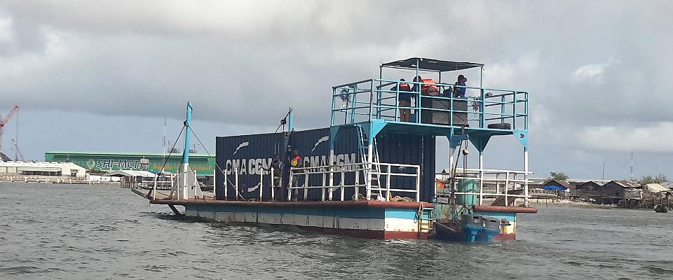Tarzan Marine Enterprises Nigeria Limited